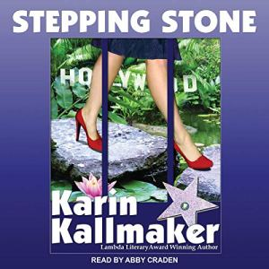 Stepping Stone audiobook cover art