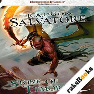 Stone of Tymora audiobook cover art