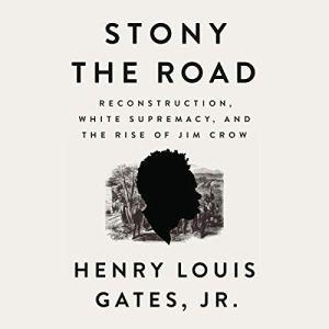 Stony the Road audiobook cover art