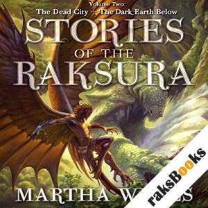Stories of the Raksura, Volume 2 audiobook cover art