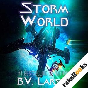 Storm World audiobook cover art