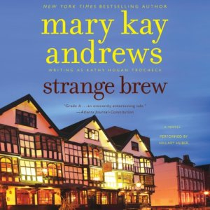 Strange Brew audiobook cover art