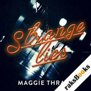 Strange Lies audiobook cover art