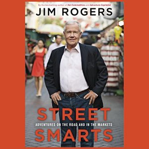 Street Smarts audiobook cover art