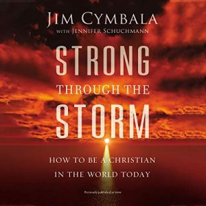 Strong Through the Storm audiobook cover art