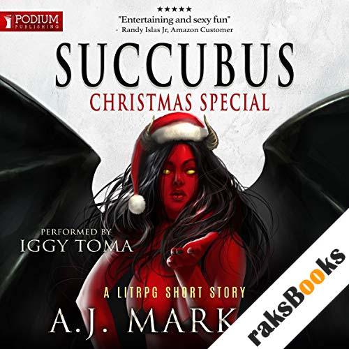 Succubus Christmas Special audiobook cover art