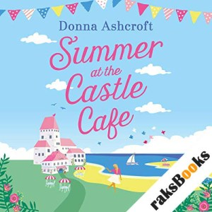 Summer at the Castle Café audiobook cover art
