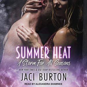 Summer Heat audiobook cover art