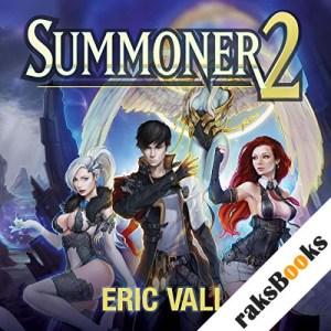Summoner 2 audiobook cover art