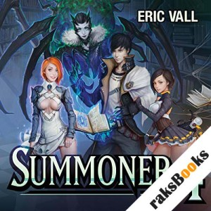 Summoner 4 audiobook cover art