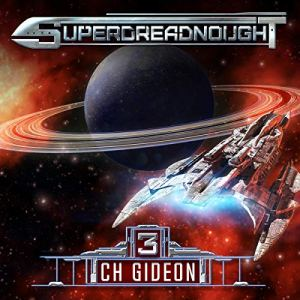 Superdreadnought 3 audiobook cover art