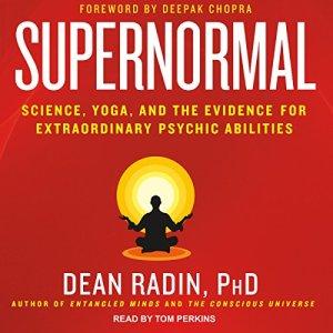 Supernormal audiobook cover art