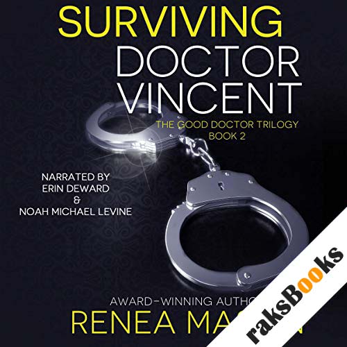 Surviving Doctor Vincent audiobook cover art