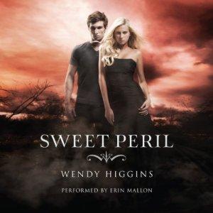 Sweet Peril audiobook cover art