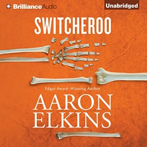 Switcheroo audiobook cover art