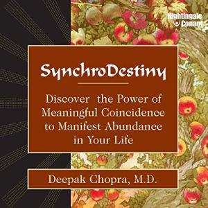 Synchrodestiny audiobook cover art