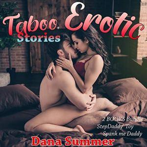 Taboo Erotic Stories audiobook cover art