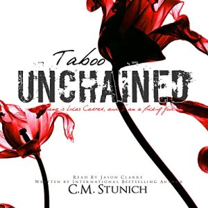 Taboo Unchained audiobook cover art
