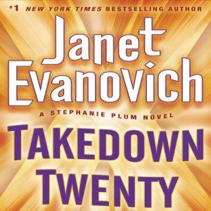 Takedown Twenty audiobook cover art