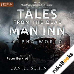 Tales from the Dead Man Inn audiobook cover art