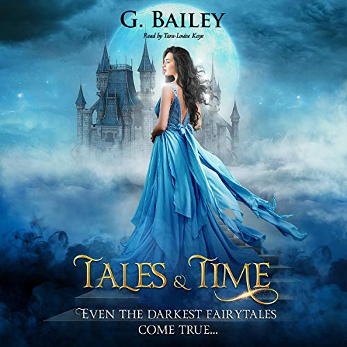 Tales & Time audiobook cover art