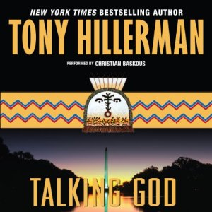 Talking God audiobook cover art