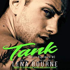 Tank audiobook cover art