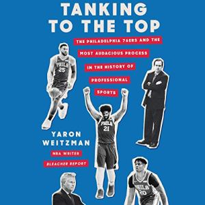 Tanking to the Top audiobook cover art