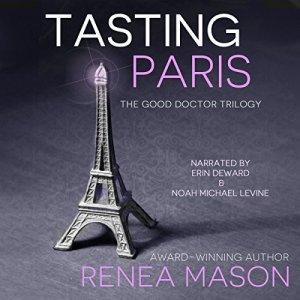 Tasting Paris audiobook cover art
