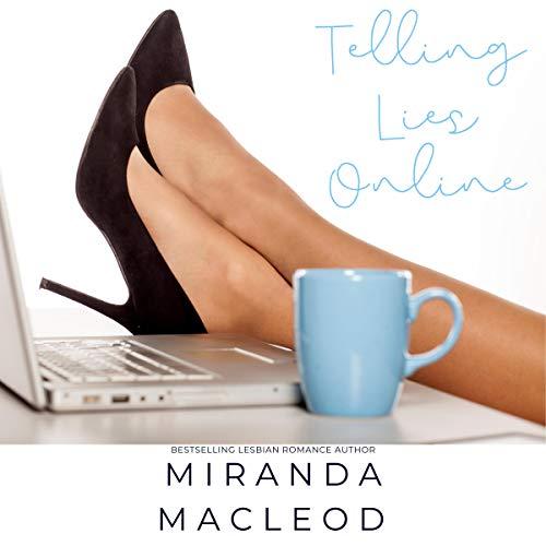 Telling Lies Online audiobook cover art