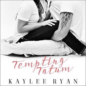 Tempting Tatum audiobook cover art