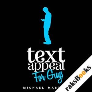 TextAppeal for Guys! audiobook cover art