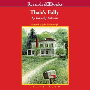Thale's Folly audiobook cover art