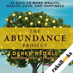 The Abundance Project audiobook cover art