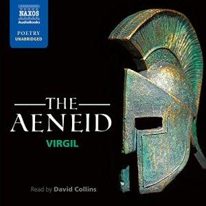 The Aeneid audiobook cover art