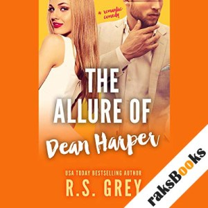 The Allure of Dean Harper audiobook cover art