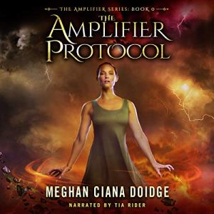 The Amplifier Protocol audiobook cover art