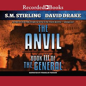 The Anvil audiobook cover art