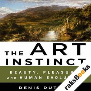 The Art Instinct audiobook cover art