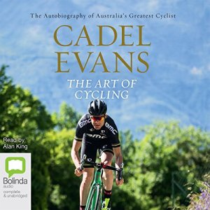 The Art of Cycling audiobook cover art