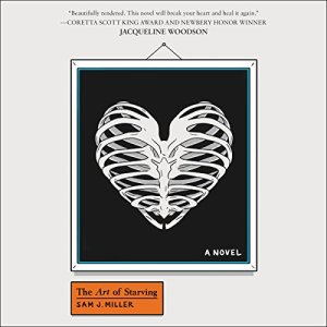 The Art of Starving audiobook cover art