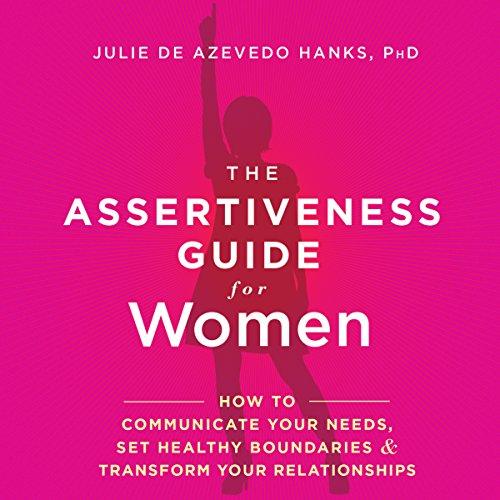The Assertiveness Guide for Women audiobook cover art