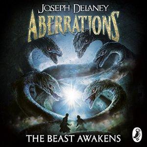 The Beast Awakens audiobook cover art