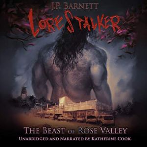 The Beast of Rose Valley audiobook cover art
