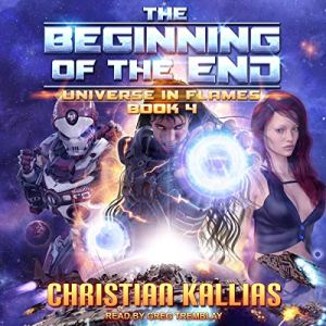 The Beginning of the End audiobook cover art