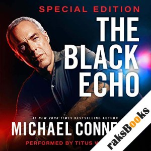 The Black Echo: Special Edition audiobook cover art