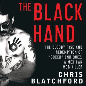 The Black Hand audiobook cover art