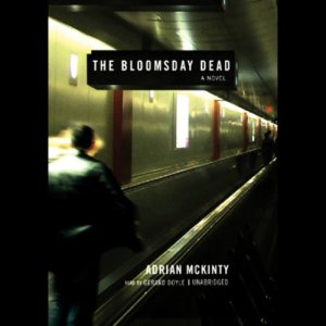 The Bloomsday Dead audiobook cover art