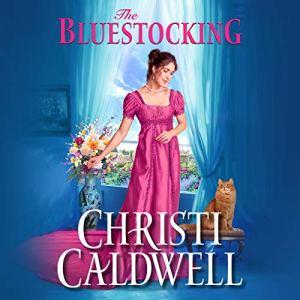 The Bluestocking audiobook cover art