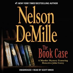 The Book Case audiobook cover art